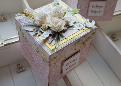 Boxy - zaproszenia na ślub
