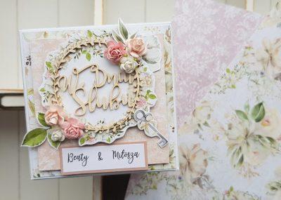Romantyczny box ślubny