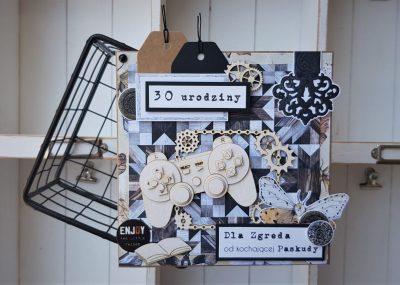 Kartka na 30 urodziny