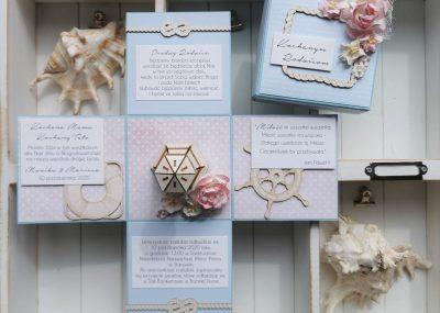 Zaproszenie na ślub dla Rodziców