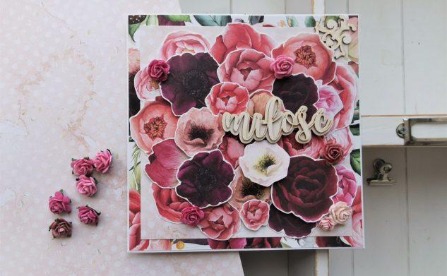 623. Kwiatowa 4 rocznica ślubu