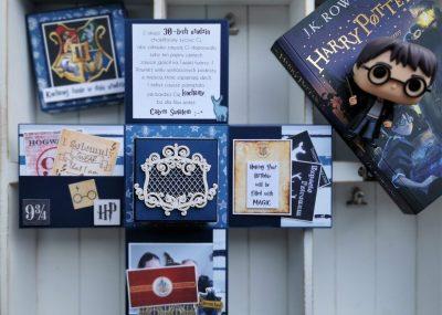 Urodzinowy box z Harrym Potterem