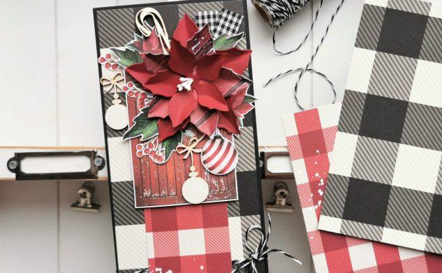 669. Męski czekoladownik w świątecznym wydaniu