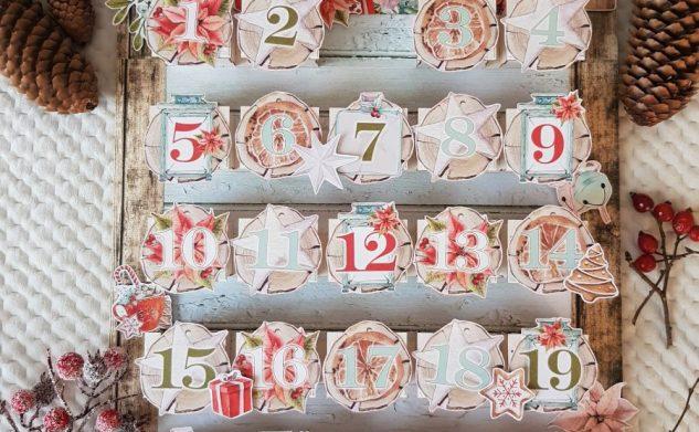 286. Kalendarz adwentowy