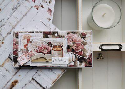 Pudełko na czekoladę na Dzień Nauczyciela