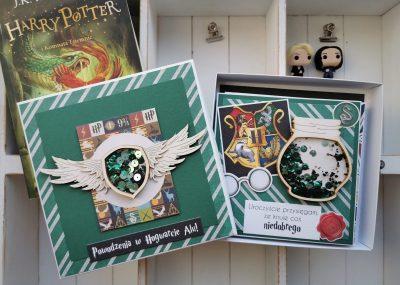 Album z Harrym Potterem