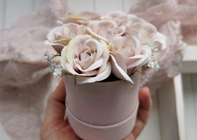 Flower box dla świadkowej